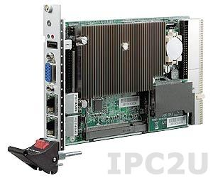 cPCI-3915A-LV/P14/M1G Процессорная плата 3U/1Slot CompactPCI LV Pentium M 1.4 ГГц, 1Гб DDR2 с VGA, 2xGbLAN, 1xUSB