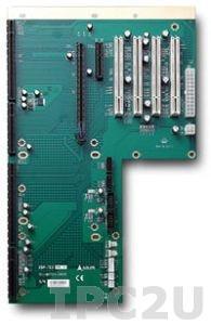 EBP-7E2 Объединительная плата PICMG с 1xPICMG, 1xPCI-Express x16, 1xPCI-Express x4, 4xPCI слотами