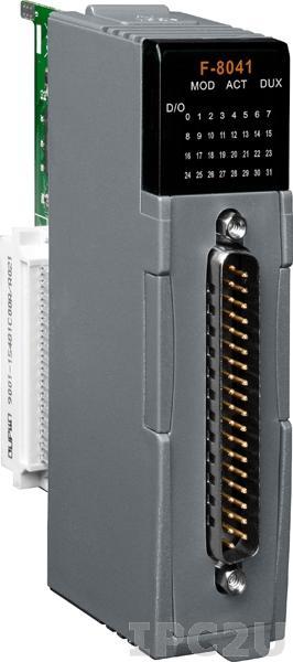 F-8041 Модуль 32 канала дискретного выхода, с изоляцией