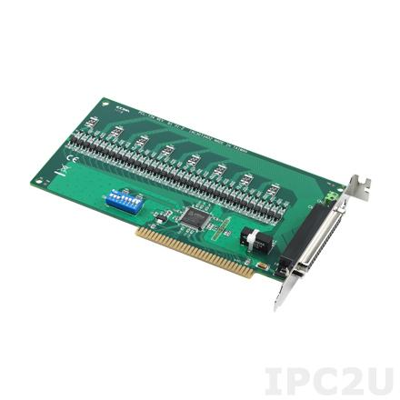 PCL-734-BE Плата вывода ISA, 32DO
