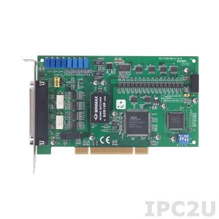 PCI-1720U-A Плата вывода Universal PCI, 4AO