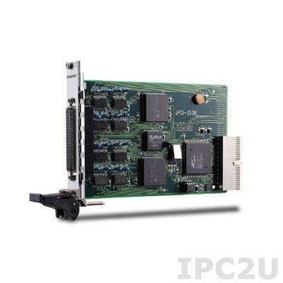 cPCI-3538 CompactPCI адаптер 8xRS-232, 115.2кбод