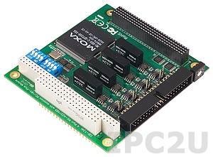 CB-134I PC/104-Plus адаптер 4xRS-422/485 c гальванической изоляцией