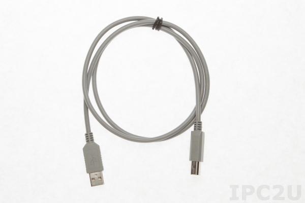 SLX147-01 Кабель USB, тип А в тип В, 1 м, ПВХ, 5В