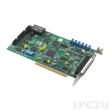 PCL-818HD-CE Плата ввода-вывода ISA, 16SE AI, 1AO, 16DI, 16DO