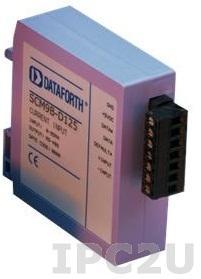 SCM9B-D154 Модуль ввода, монтаж на DIN-рейку, вход 0...+100 мВ, RS-485, напряжение возбуждения +10 В, протокол ASCII