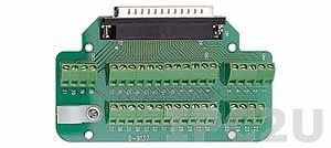ACLD-9137F-01 Плата клеммников с разъемом DB-37 female для прямого подключения к адаптерам ввода-вывода, до 50В