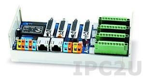 HSL-4XMO-CD-N Модуль 4-координатного удаленного управления сервоприводом, интерфейс D-sub, NPN