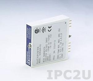 SCM5B31-09D Нормализатор сигналов напряжения постоянного тока, вход -40...+40 В, выход -10...+10 В, полоса пропускания 4 Гц