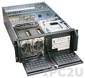 """GH-430ATXR 19"""" корпус 4U, EATX, отсеки 3x5.25""""/1x3.5"""" FDD, без источника питания"""