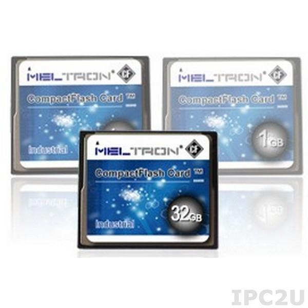 65PH008GBI-RU Индустриальный CompactFlash Disk Meltron 8 Гигабайт с расширенным рабочим диапазоном температур -40..85 С
