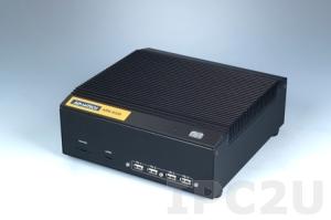 ARK-6320-6M01E Компактный компьютер с Intel Atom D510 1.66ГГц, VGA/LVDS, 2xGb LAN, 6xCOM, 8xUSB, Audio