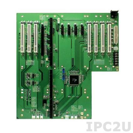 BP-14570 Объединительная плата PICMG 1.3, 1xPCIMG, 1xPCIe x16, 4xPCIe x1, 7xPCI