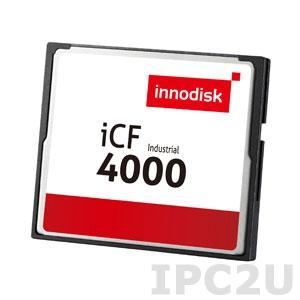 DC1M-128D31C1SB Карта флеш-памяти 128Мб CompactFlash, серия iCF 4000, SLC, чтение/запись 20/10 (Макс), темперартурный диапазон 0..+70 C